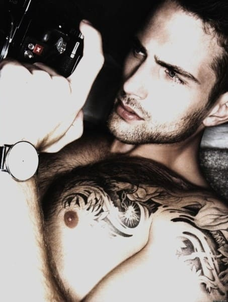 Cool Tattoos For Men On Shoulder