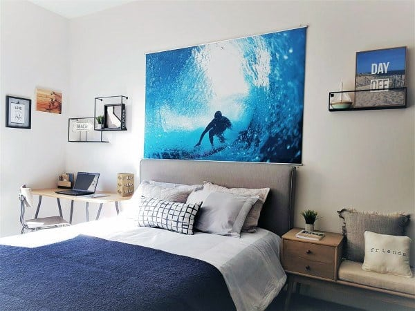 Cool Teen Boy Bedroom
