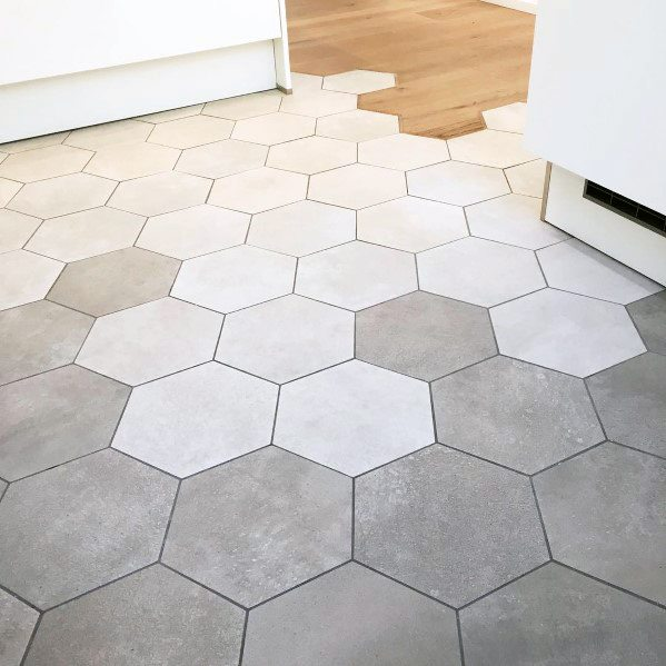 Cool Tile To Wood Floor Transition