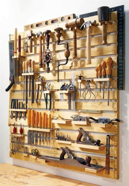 Cool Tool Storage Ideas