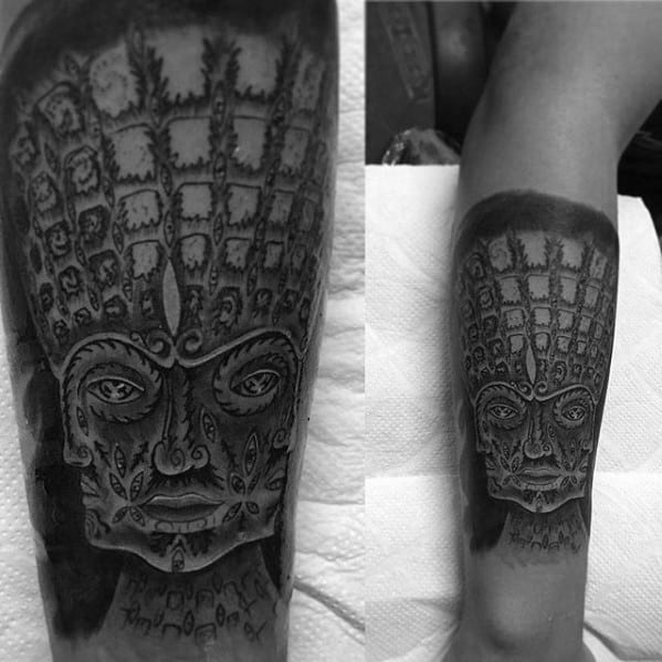 60 tool tattoo designs for men rock band ink ideas