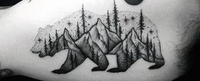 60 Cool Tree Tattoos For Men – Forest Ink Design Ideas