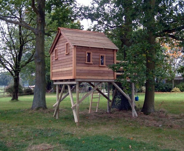Cool Treehouse Designs