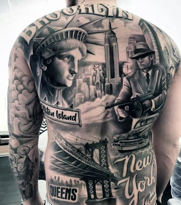 50 unbelievable tattoos for men inconceivable ink design ideas. Black Bedroom Furniture Sets. Home Design Ideas