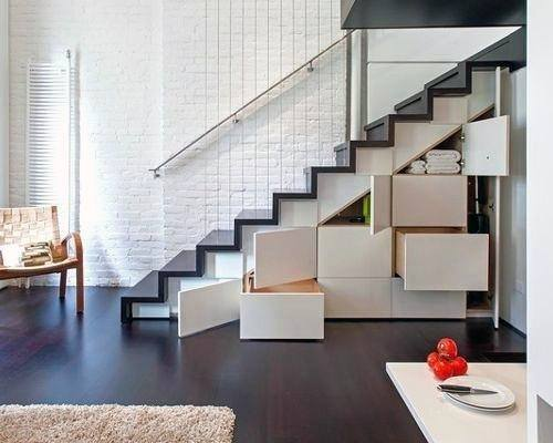 top    stairs ideas storage designs