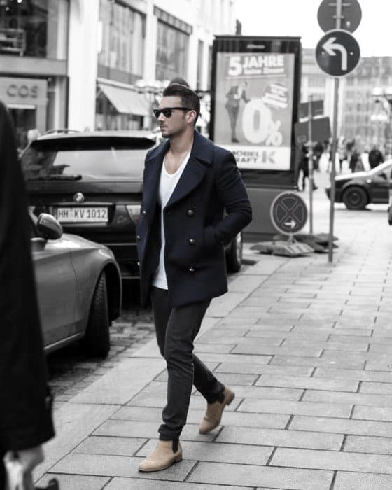 Cool Unique How To Wear Boots Outfits Styles For Men