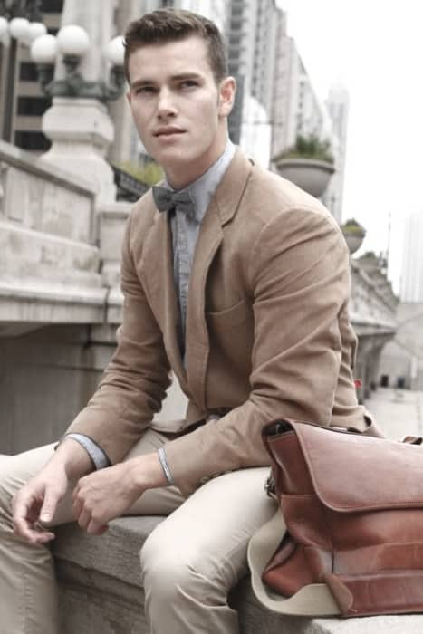 Cool Unique What To Wear With Khaki Pants Outfits Styles For Men