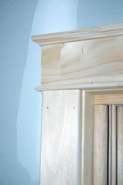 Cool Wood Door Trim Casing Ideas