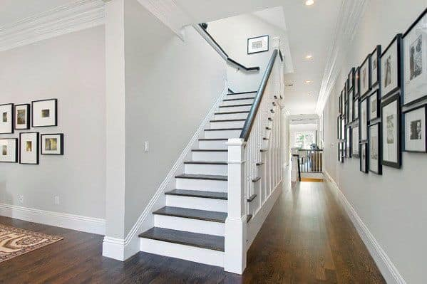 Cool Wood Stairs Design Ideas