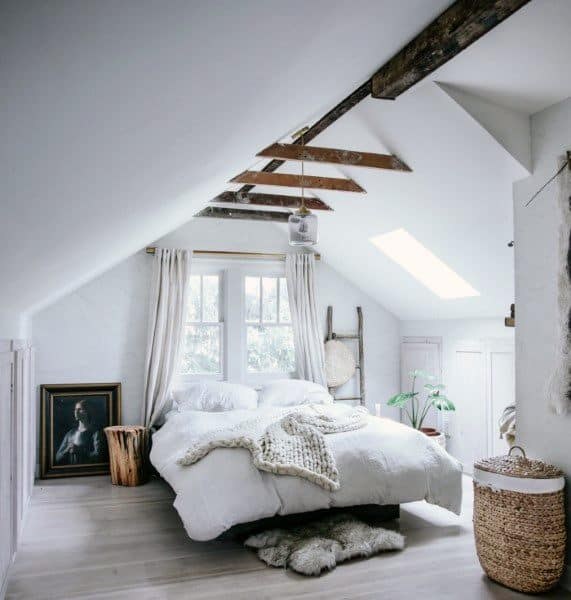 Coolest Attic Bedrooms