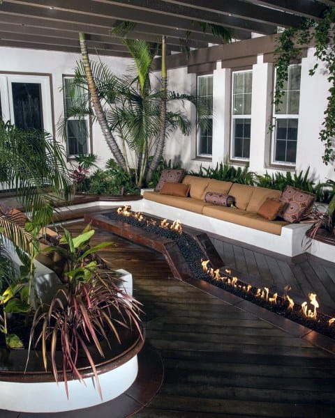 Top 60 Best Cool Backyard Ideas - Outdoor Retreat Designs on Cool Backyard Designs id=43698