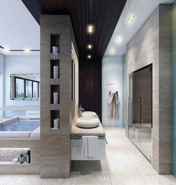 Superb Coolest Bathrooms Designs