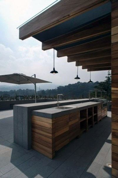 Coolest Outdoor Bar Ideas Ultra Modern Designs