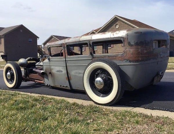 Coolest Rat Rods