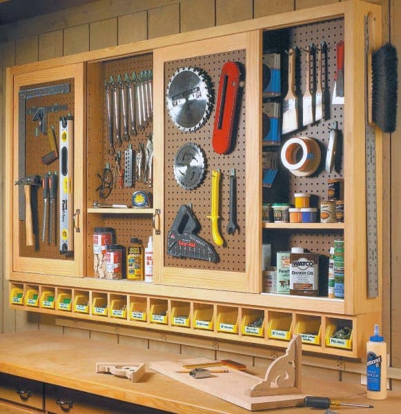 Coolest Tool Storage Ideas