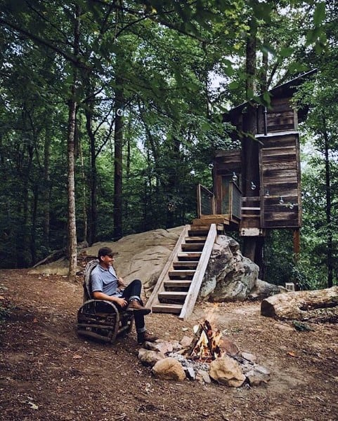 Coolest Treehouse Ideas