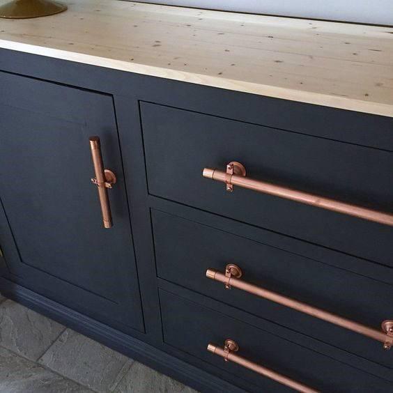 Copper Design Ideas Kitchen Cabinet Hardware