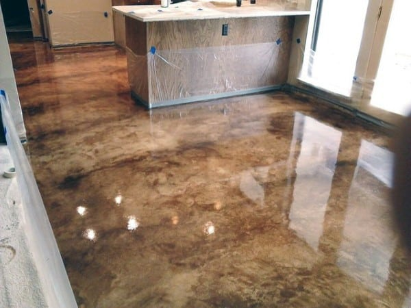 Top 50 Best Concrete Floor Ideas Smooth Flooring Interior Designs