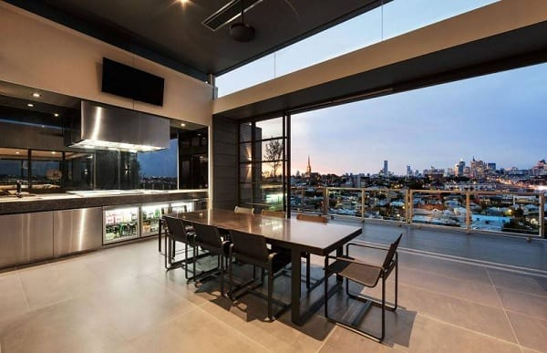 Coppin Penthouse Dinning Room