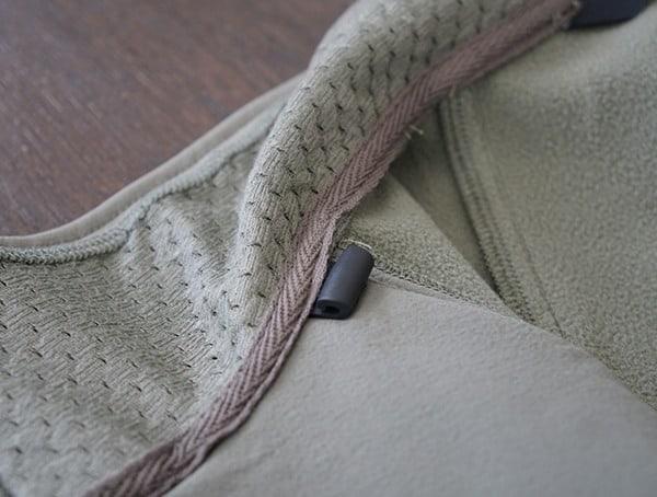 Cord Routing Tube Beyond Clothing Testa Softshell Mens Rustic Green Jacket