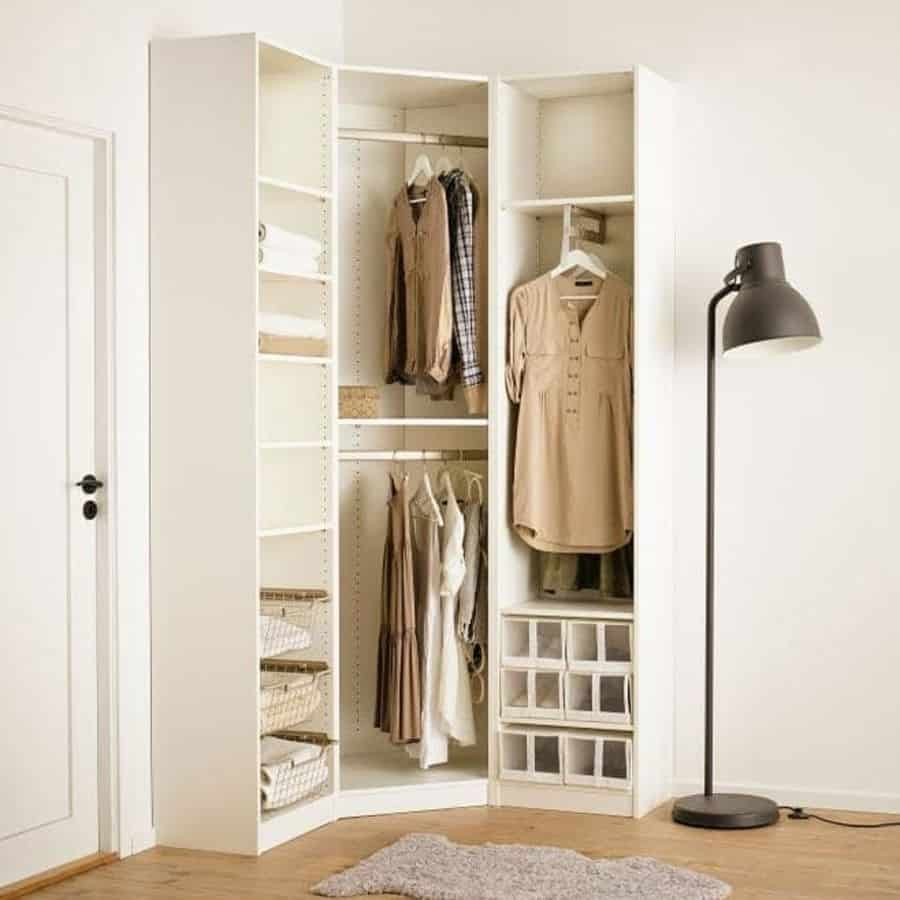 corner bedroom closet ideas fabinterioindia