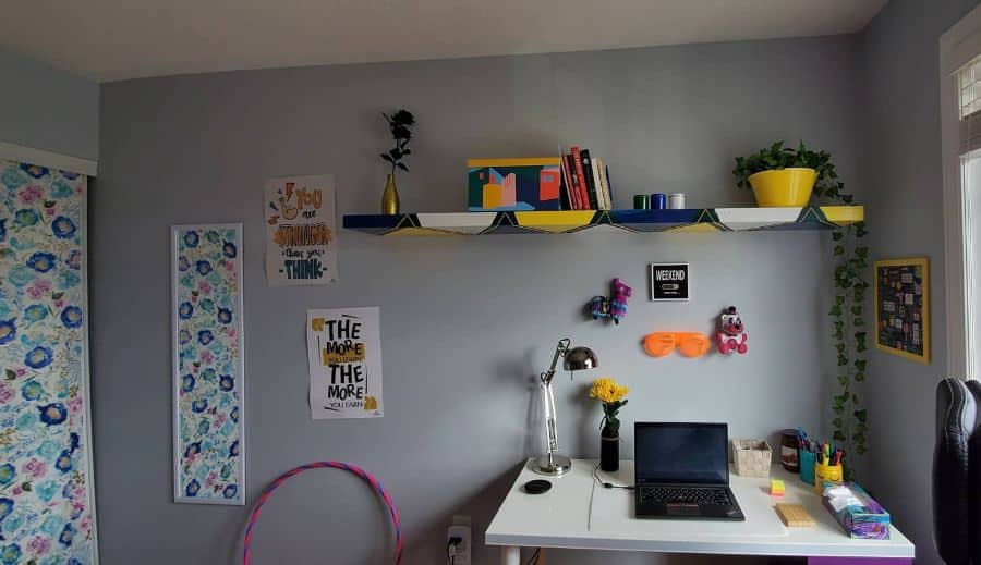corner home office desk ideas diy_dream_home