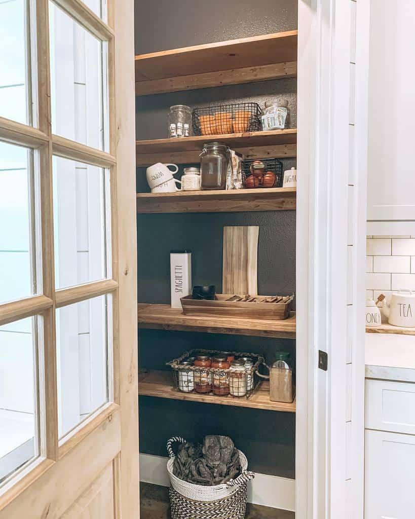 corner pantry organization ideas heritagehillhomestead