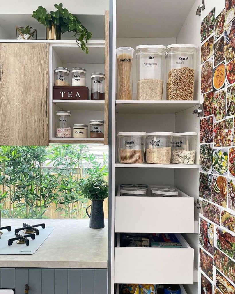 Corner Pantry Shelving Ideas