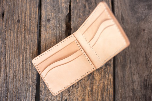 Corrature Minimalist Slim Cork Wood Wallets For Men