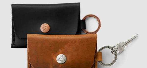 Corter Leather Travel Wallet For Men