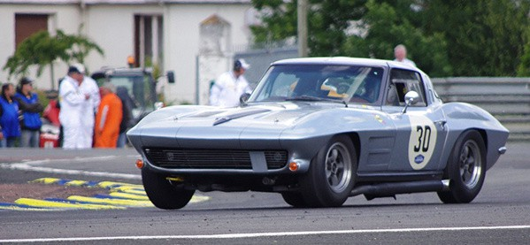 Corvette Sting Ray Coupe