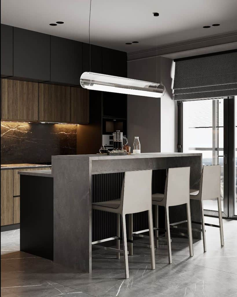 counter kitchen bar ideas monogroup_project