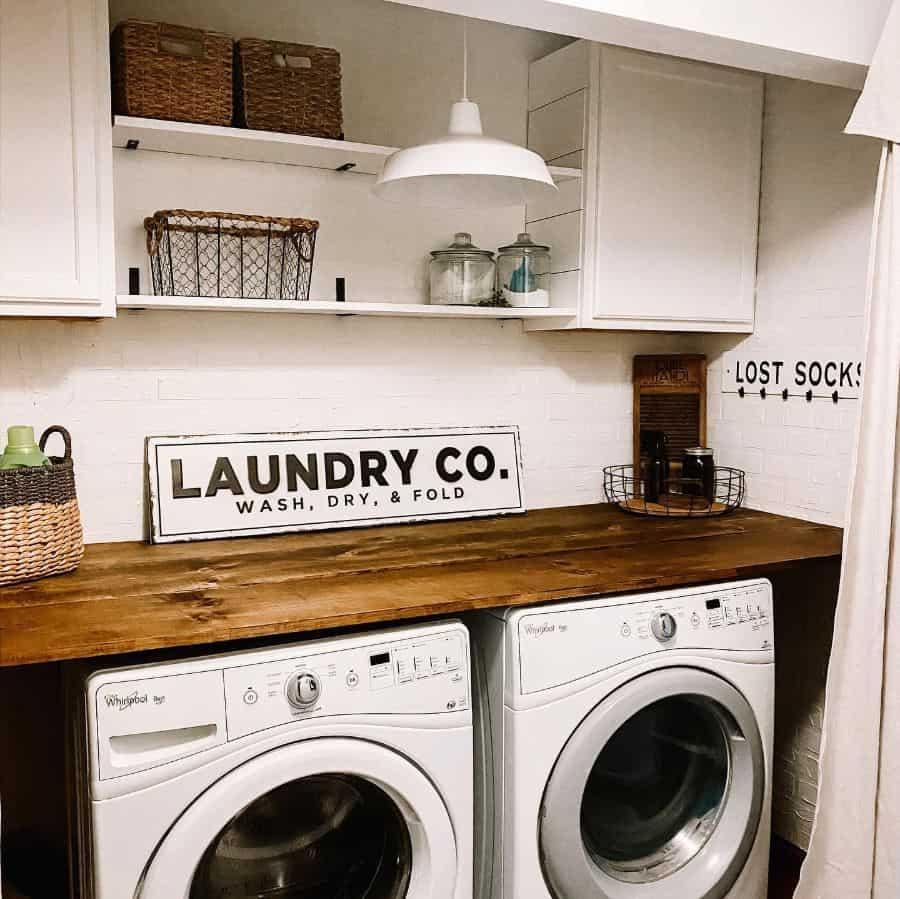 counter laundry closet ideas ourcadizfarmhouse