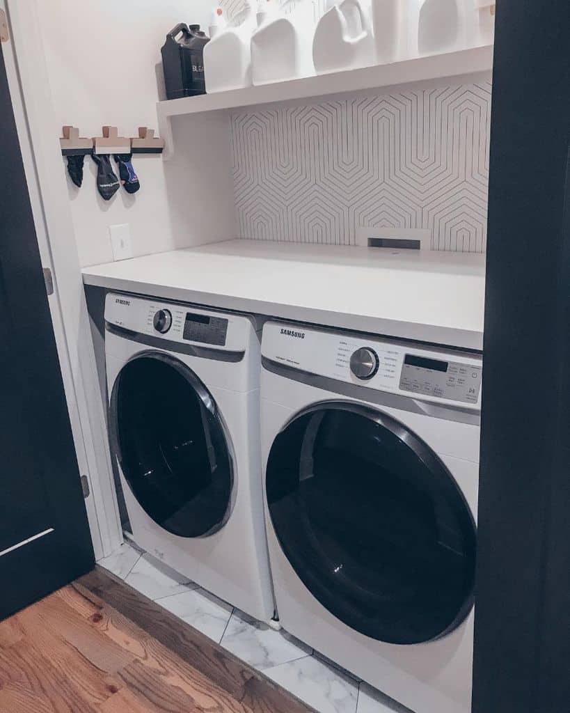 counter laundry closet ideas pennstate1010