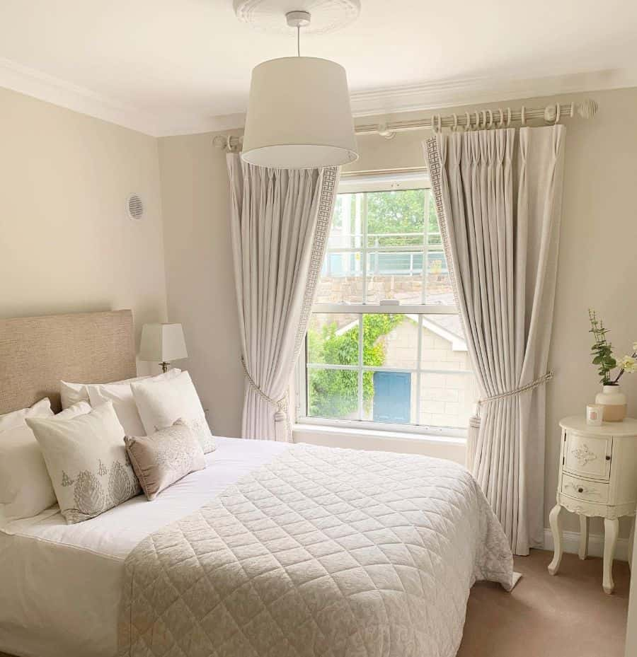 country chic white bedroom ideas judygilroy