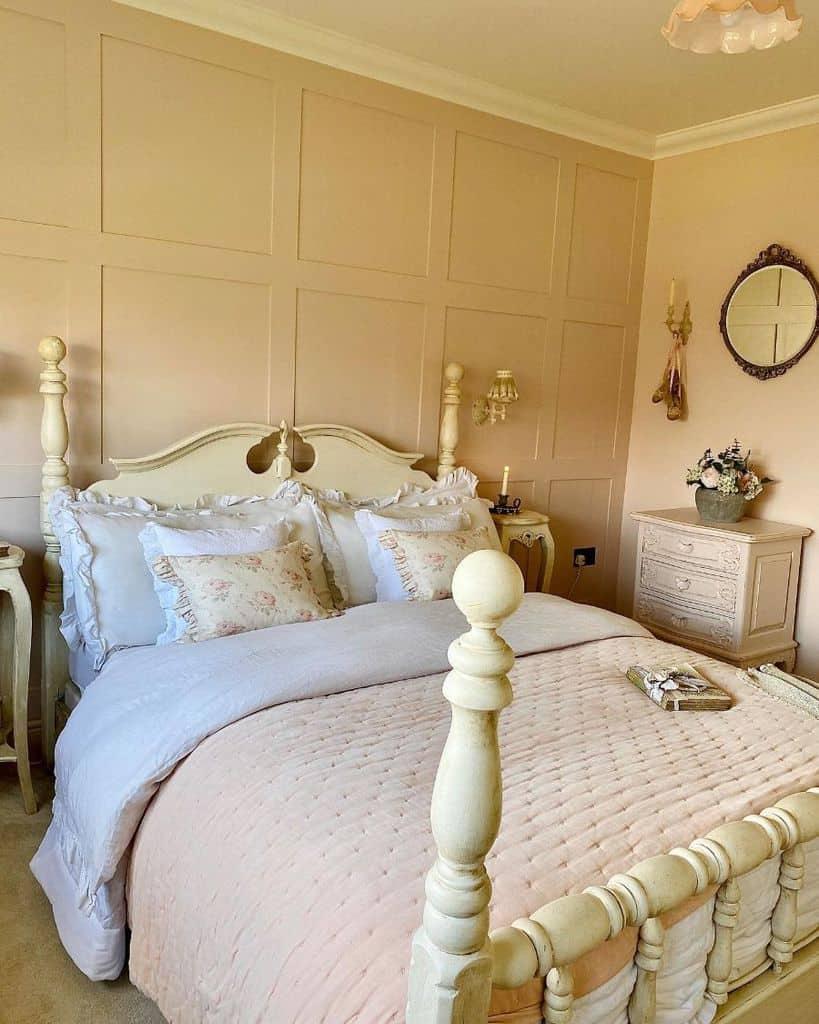 country style vintage bedroom ideas paulas_homelife