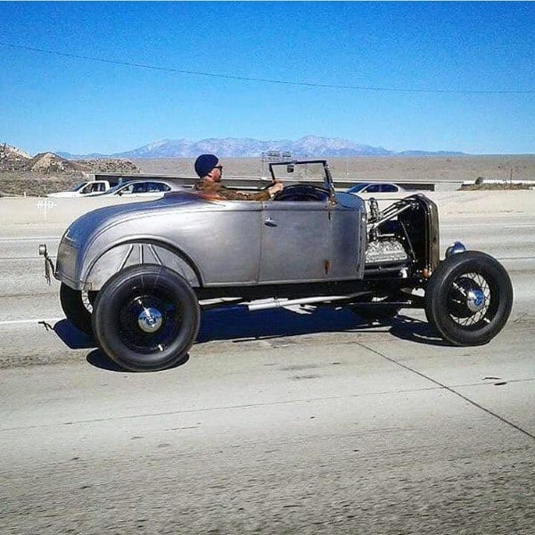 Couple Small Badass Rat Rods