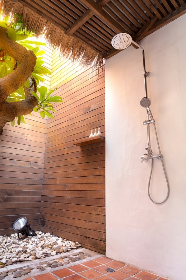 Best Outdoor Shower