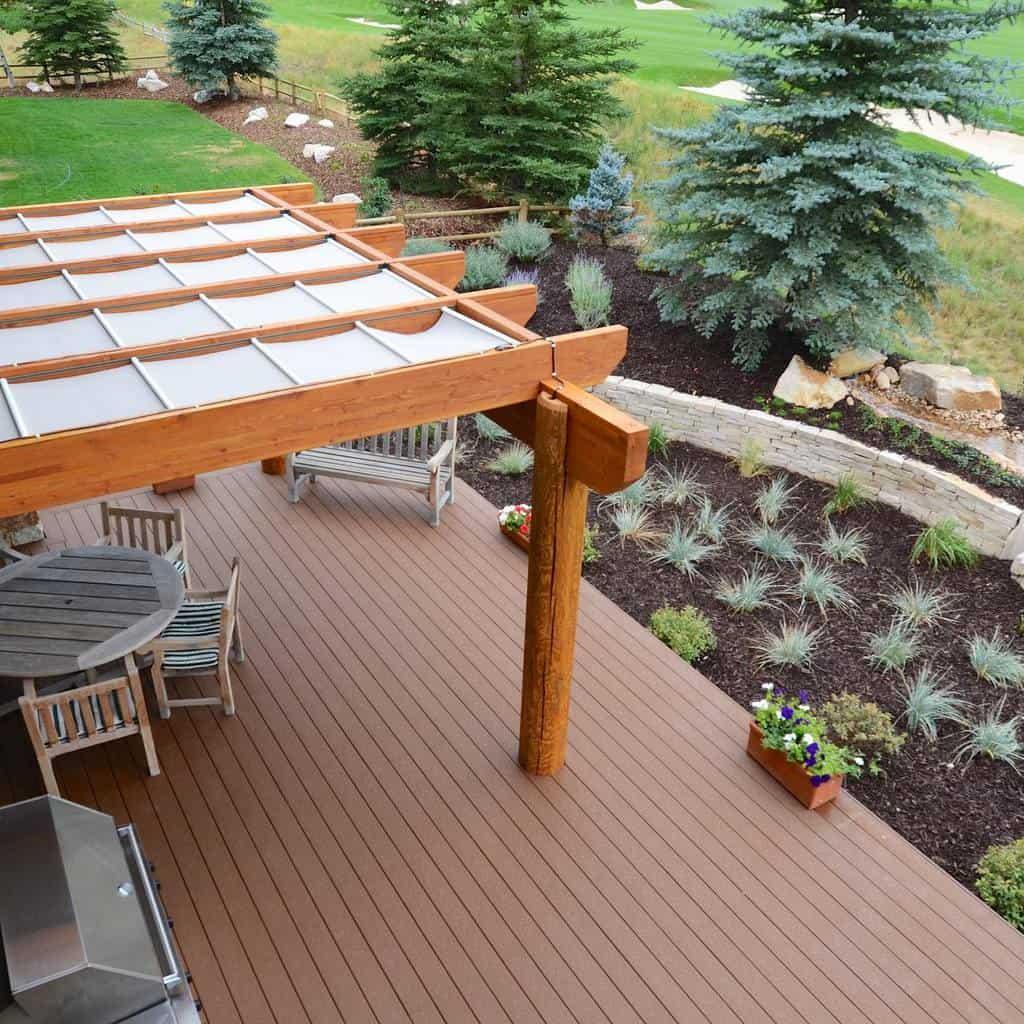 covered patio deck ideas bearridgellc