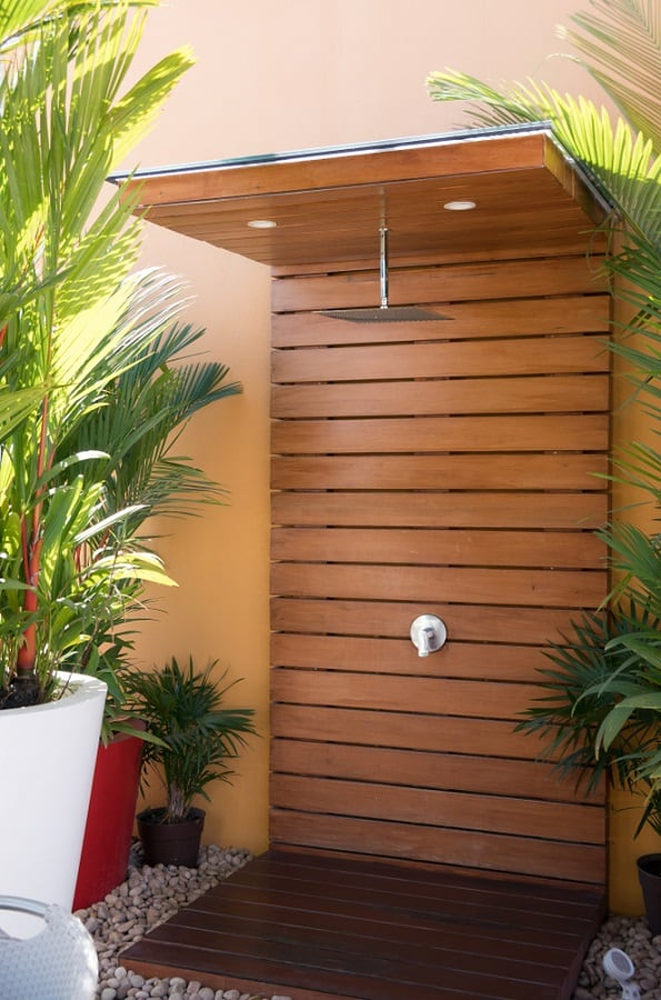 Best Outdoor Showers