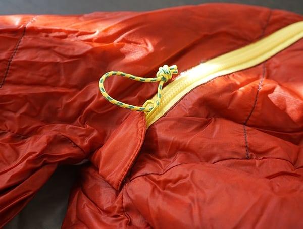 Covered Zipper Mens Sierra Designs Nitro 800 20 Degree Sleeping Bags