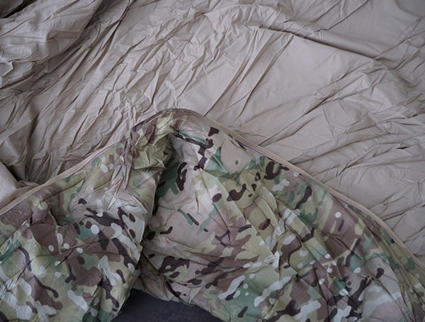 Coyote And Multicam Snugpak Special Forces 1 Sleeping Bag