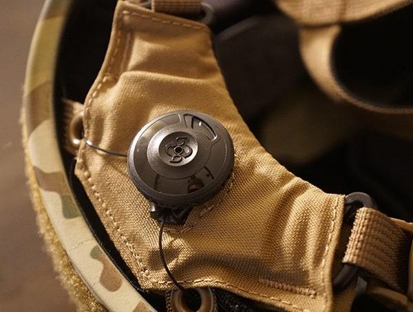 Coyote Brown Boa Fit System Team Wendy Exfil Ballistic Sl Helmet Micro Adjustable Dial