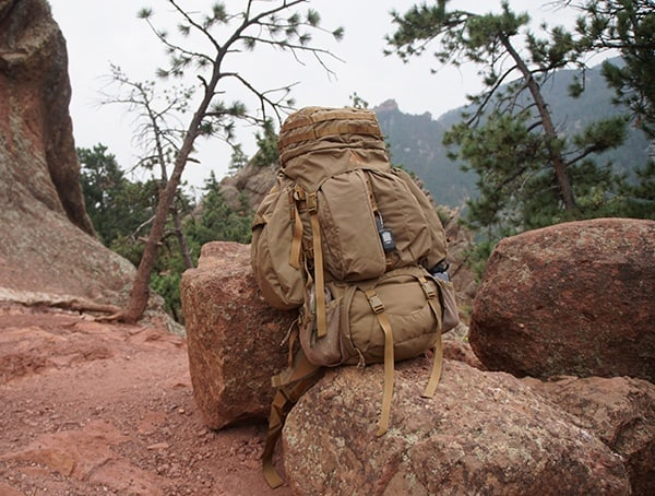 Coyote Brown Kelty Backpacks Eagle Review