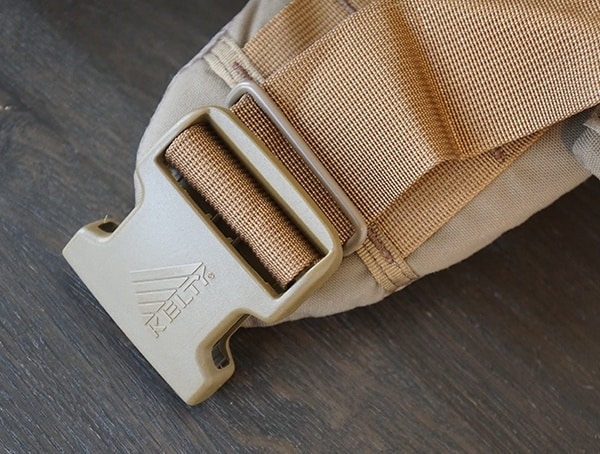 Coyote Brown Kelty Eagle Backpack Heavy Duty Buckle For Waist Belt