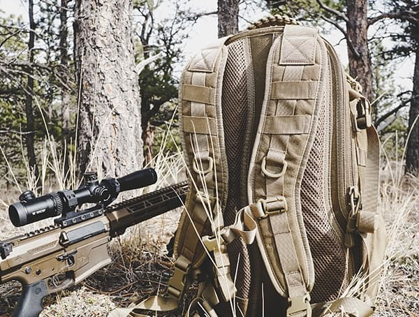 Coyote Brown Tactical Elite Survival Systems Pulse 24 Hour Backpack Field Test