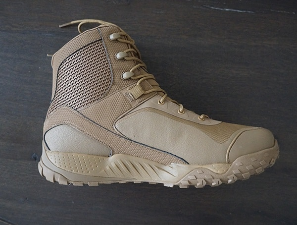 Coyote Brown Under Armour Valsetz Rts 1 5 Guys Tactical Boots