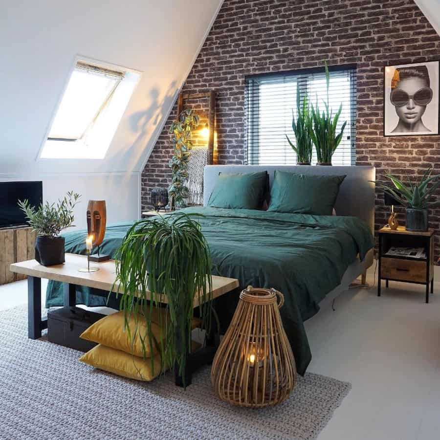 cozy attic bedroom ideas for women industrieelchique