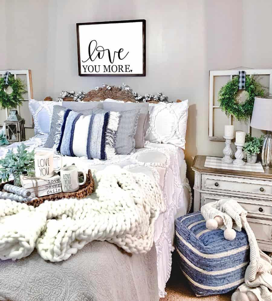 cozy cute bedroom ideas farmtotablecreations