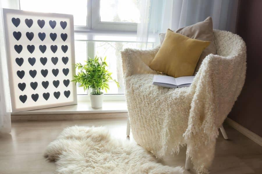 Cozy Seat Reading Nook 5
